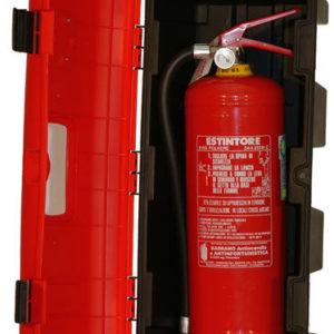Пеналы для огнетушителей и топливных рукавов